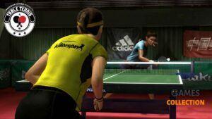 Rockstar Table Tennis (XBOX360)