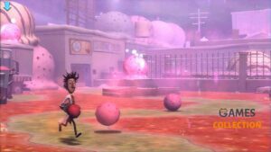 Cloudy with a Chance of Meatballs (XBOX360)