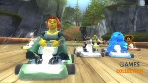 DreamWorks Super Star Kartz (PS3)