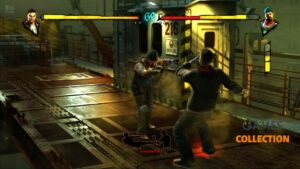 Fighters Uncaged Kinect (XBOX360)