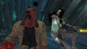 Hellboy: The Science of Evil (XBOX360)