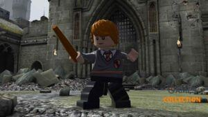 LEGO Harry Potter: Years 5–7 (PS3)