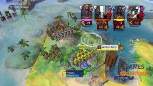Sid Meier's Civilization Revolution (XBOX360)