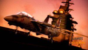Top Gun: Hard Lock (PS3) Б/У