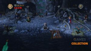 LEGO: Lord of the Rings (PSVita)