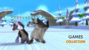 Ice Age 4: Continental Drift - Arctic Games (PS3) (RUS)