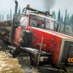 Spintires: Mud Runner – American Wilds (PS4)