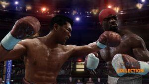 Fight Night Round 3 (XBOX360) Б/у