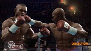 Fight Night Round 3 (PS3) Б/У