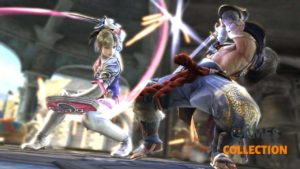 Soulcalibur 4 (PS3), Soulcalibur IV (Play Station 3),