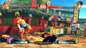 Super Street Fighter IV (XBOX360)