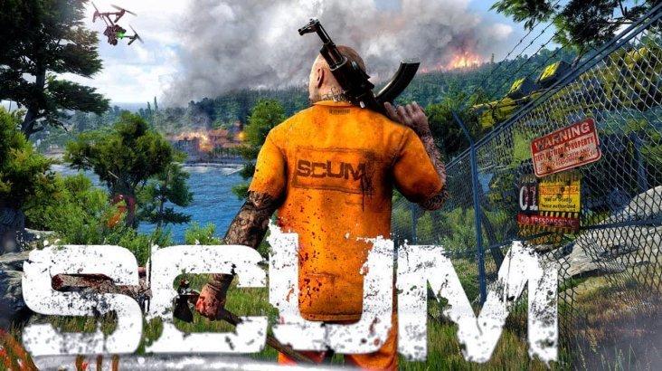 SCUM - симулятор выживания с большим успехом стартовал в Steam