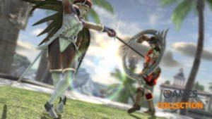 Soulcalibur IV (Плейстейшн 3)