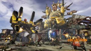 Бодерлендс: Game of the Year Edition (XBOX360)