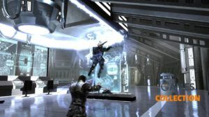 Star Wars: The Force Unleashed (PS3) б/у