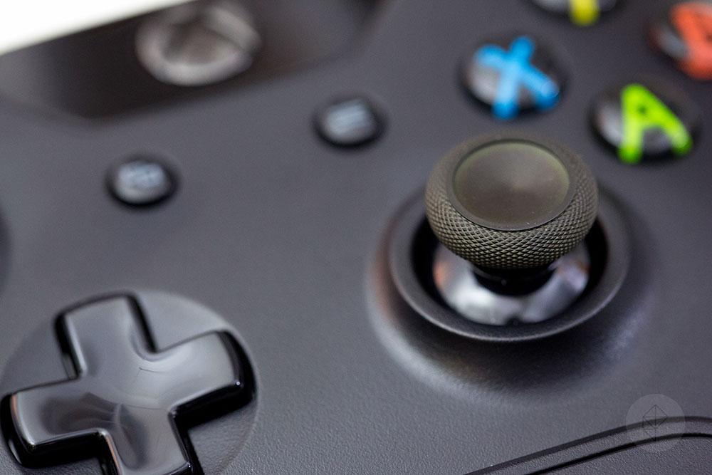 XBOX джойстик кнопки
