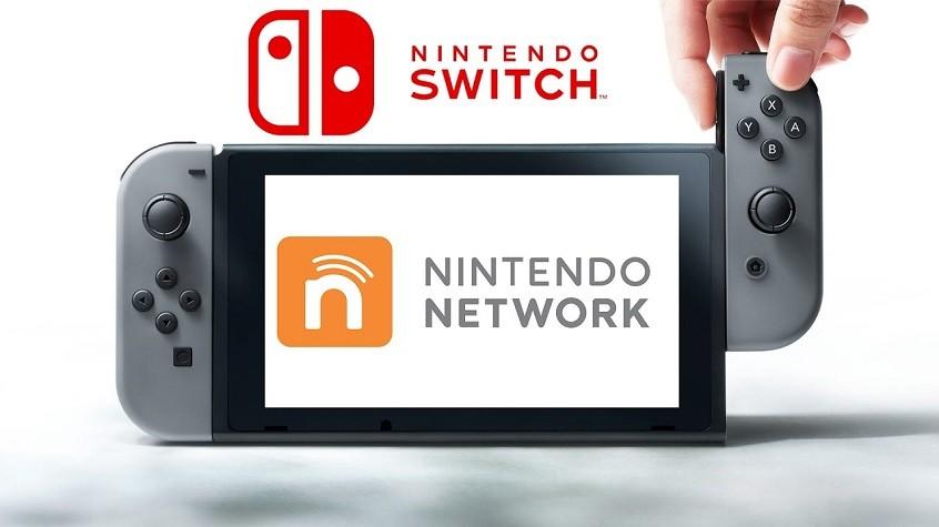 Сервис Nintendo Switch Online