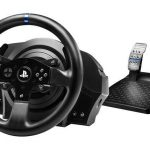 Руль Hori Racing Wheel Apex (PS4)