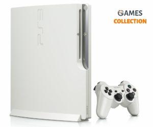 PS3 160 GB Белая Б.У (PS3)