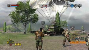 The Outfit (XBOX360) Б/У
