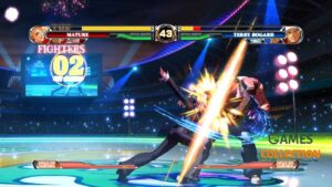 The King of Fighters XIII (XBOX360)