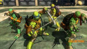 Teenage Mutant Ninja Turtles: Mutants in Manhattan (PS3)