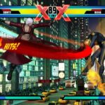 ULTIMATE MARVEL VS. CAPCOM 3 Game ( PSVITA )
