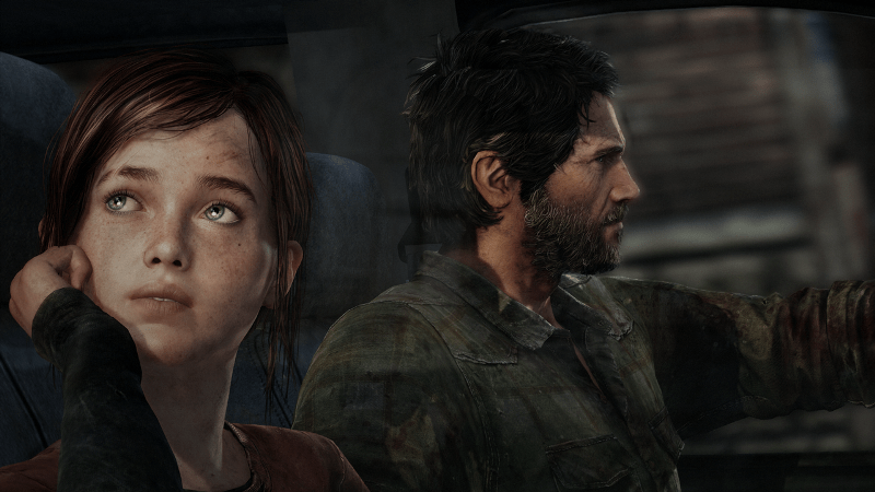 The Last of Us Russound (PS3)