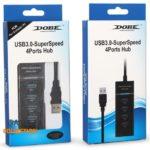 USB 3.0 Super Speed 4 ports Hub PS4/X-ONE /PC  TY-0803(DOBE)