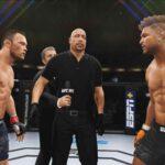 EA SPORTS UFC 4 (PS4) Б/У