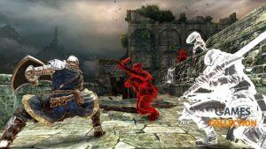 Dark Souls II - The Scholar of the First Sin (XBOX 360)
