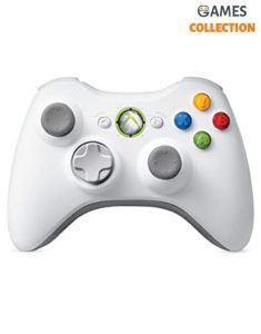Универсальный беспроводной контроллер (Xbox 360) White