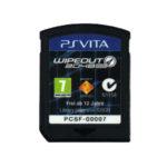 Wipeout 2048 Без коробки (PS Vita)