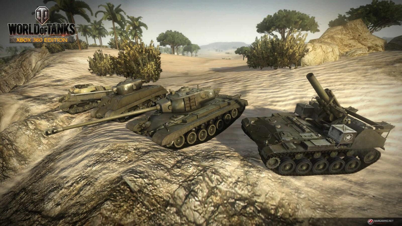 World of Tanks: Xbox 360 Edition (XBOX360) 4