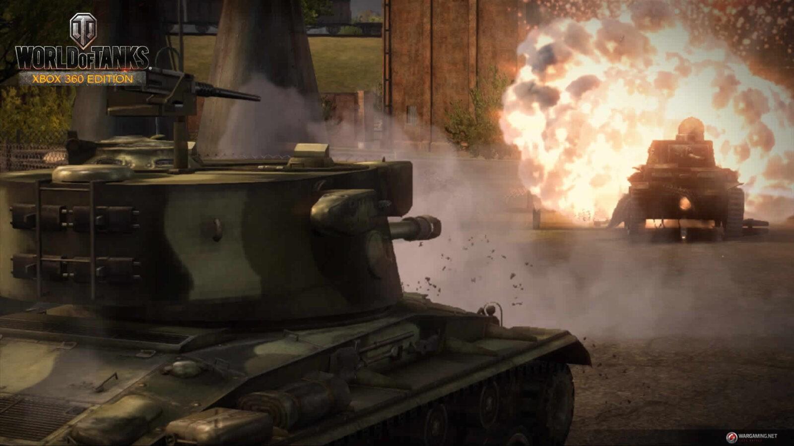 World of Tanks: Xbox 360 Edition (XBOX360) 3