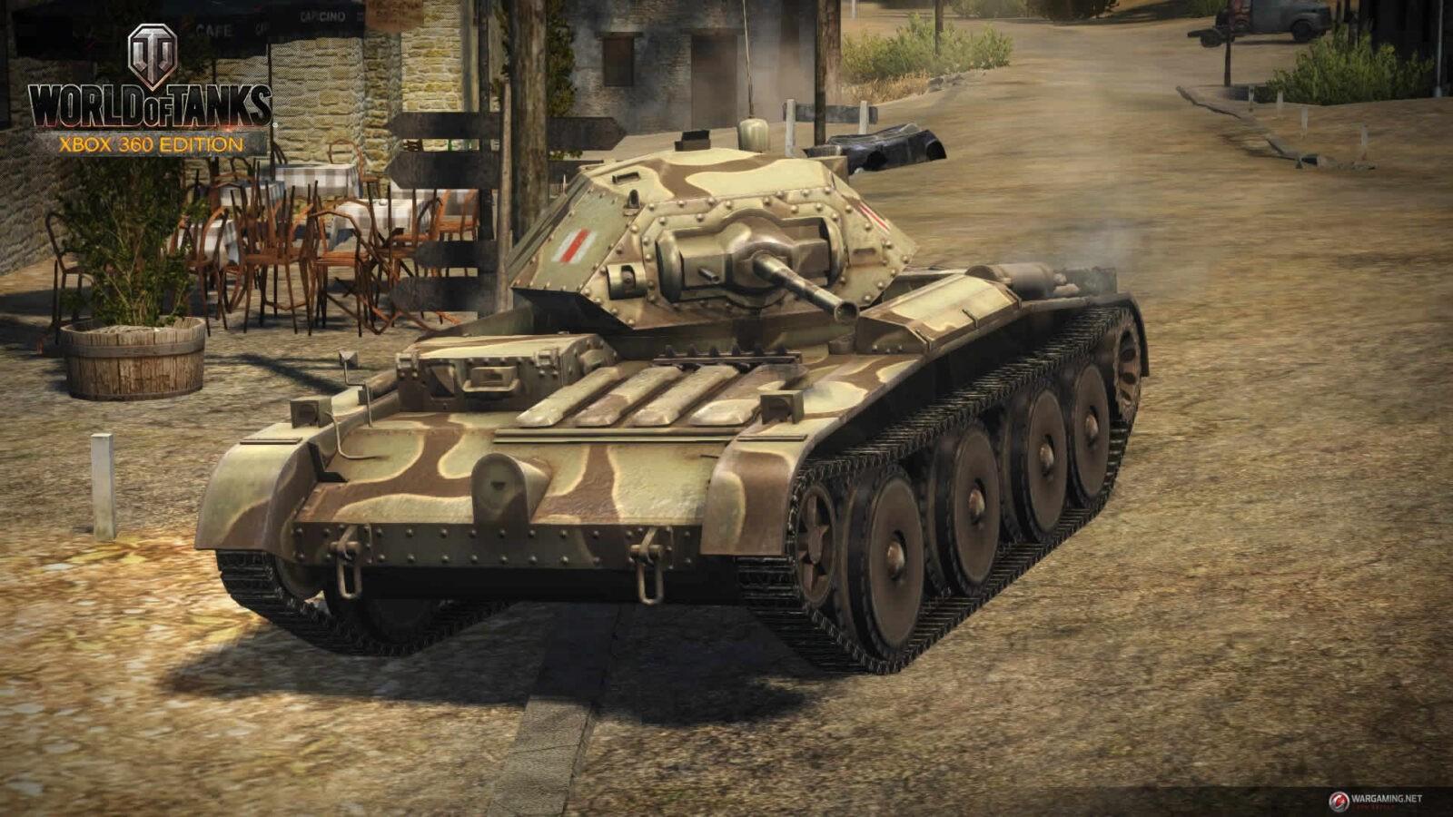 World of Tanks: Xbox 360 Edition (XBOX360) 2