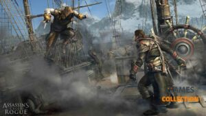 Assassin's Creed: Rogue (XBOX360) Б/У