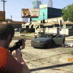 Grand Theft Auto V Лицензия (XBOX360) Б/У