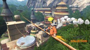 Naruto: Rise Of A Ninja (XBOX360)