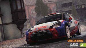 WRC: FIA World Rally Championship 4 (PS3)