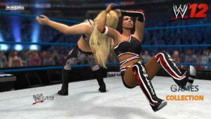 WWE '12 (XBOX360)