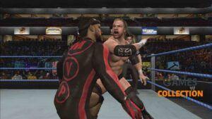 WWE Smackdown vs Raw 2010 (XBOX360) б/у