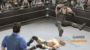 WWE SmackDown VS RAW 2009 (XBOX360)