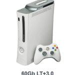 Xbox 360 FAT Black/White 60GB + LT+3.0