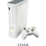 Xbox 360 FAT Black/White + LT+3.0