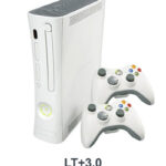 Xbox 360 FAT Black/White + LT+3.0 + 2-й джойстик