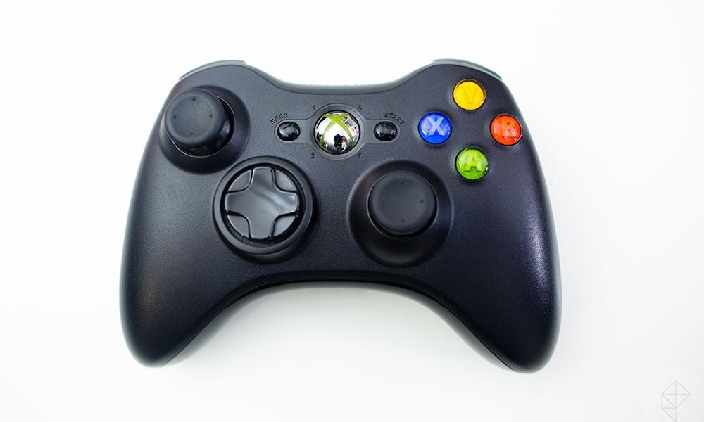 Новый джойстик Xbox One
