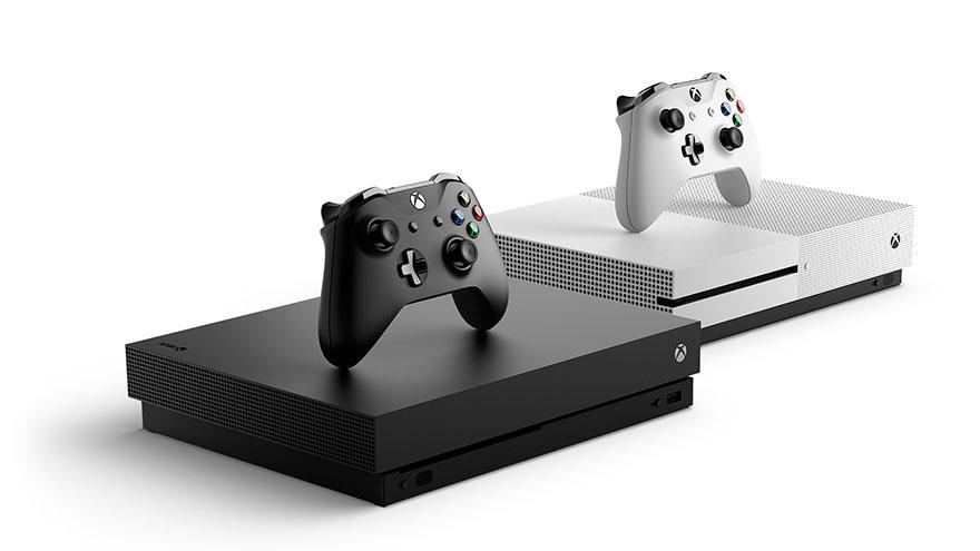 Новая утечка информации про обновления Xbox One