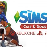The Sims 4: Cats & Dogs Expansion Pack (PS4)