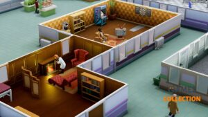 Two Point Hospital: JUMBO Edition (Switch)